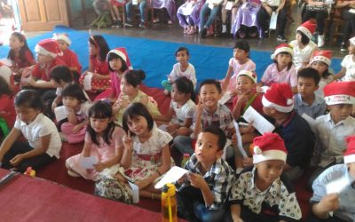 Perayaan Natal 2018 SD Strada Santo Fransiskus